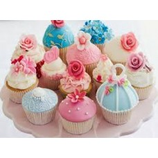 CUPCAKES DECORADOS- MAGO- DATA:02.07.2017 HRS.:09:00